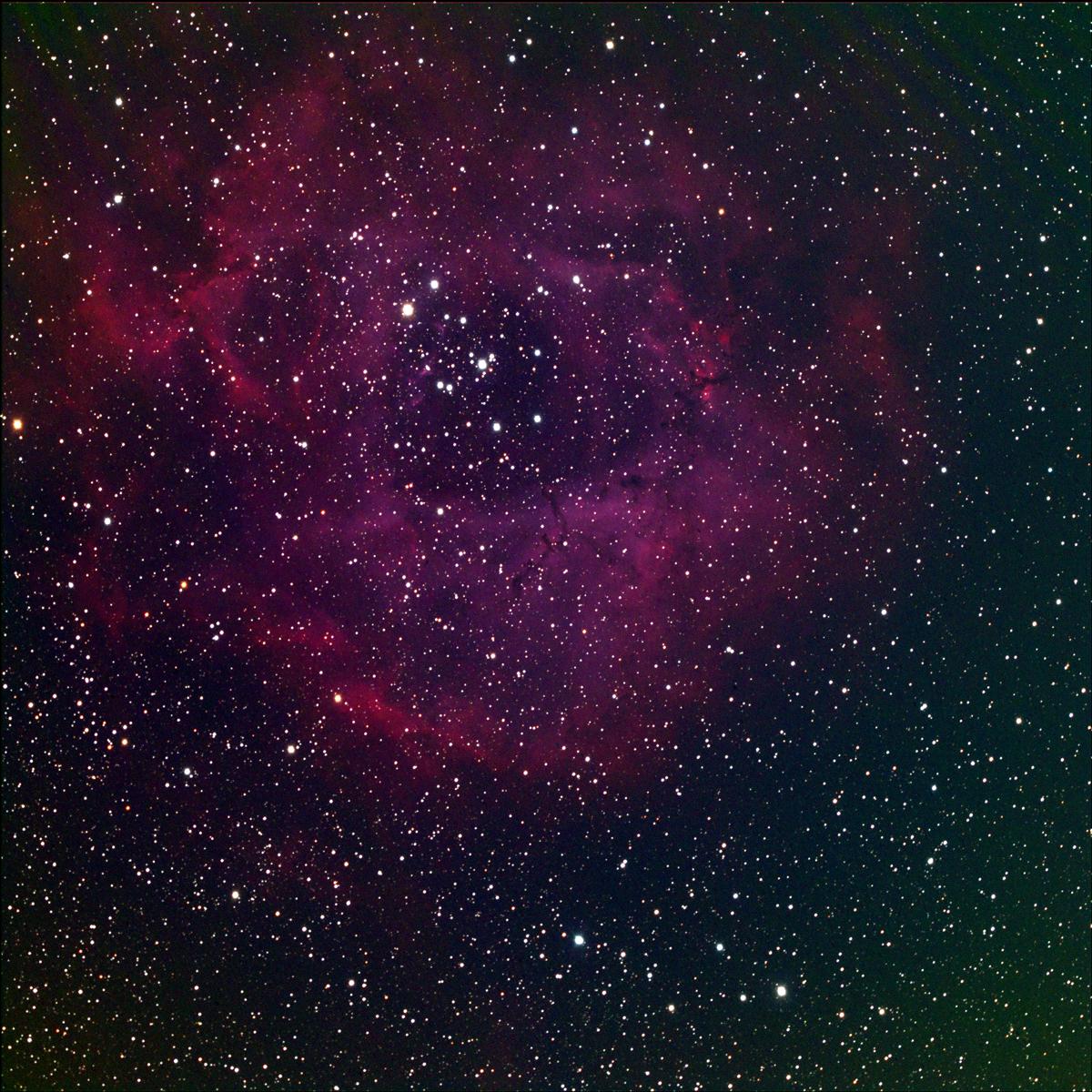 NGC 2237 - The Rosette Nebula